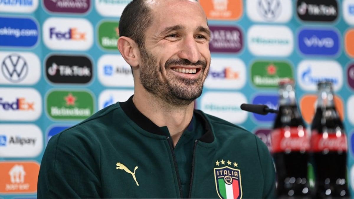 "UEFA EURO 2020: a ""unique and magical"" atmosphere is close to glorifying Italy says Giorgio Chiellini    Football news"