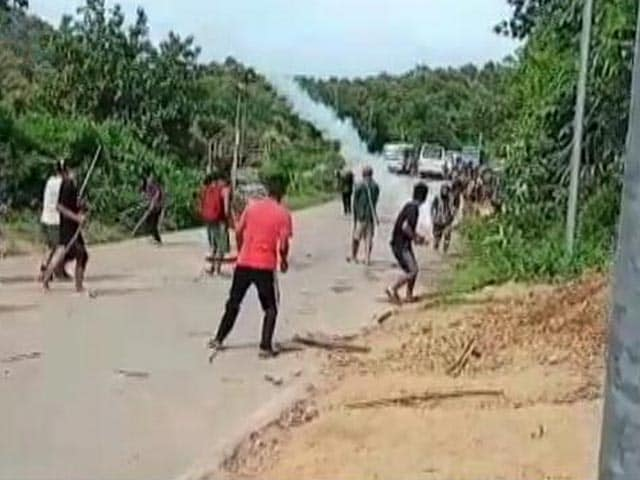 Video : Days After Violence, Assam Advises People Not To Travel To Mizoram, Other Top Stories