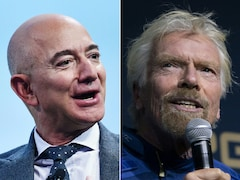 """""""Honestly Not"""" To Best Bezos: Richard Branson On Moving Up Spaceflight"""