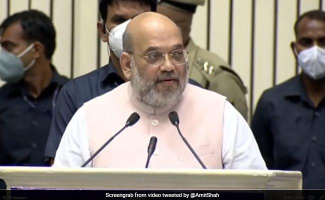 """""""अगर पीएम मोदी अंतरराष्ट्रीय स्तर पर हिन्दी बोल सकते हैं…"""": गृह मंत्री अमित शाह ने हिन्दी दिवस पर ऐसे रखी बात"""