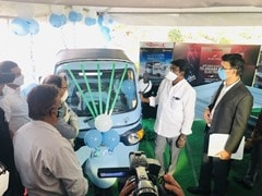 Piaggio Vehicles Introduces Its Ape' Electric 3-Wheeler Range In Hyderabad