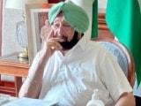 Video : Amarinder Singh's Team Says He Won't Meet Navjot Sidhu Without Apology