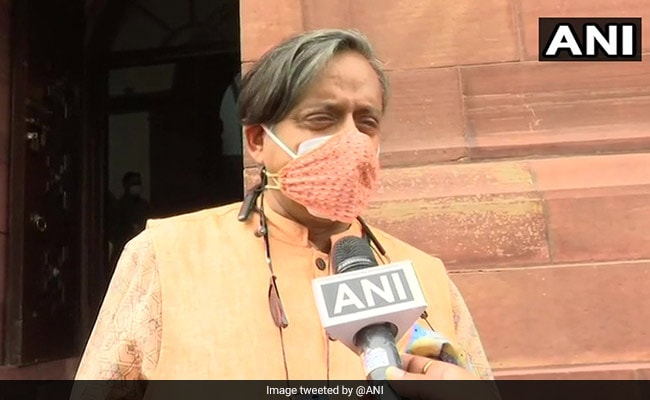 Pegasus Project Is Serious National Security Concern: Shashi Tharoor