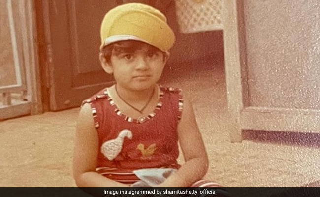Just A Pic Of 'Mini' Shamita Shetty 'Trying Out A Hip Hop Vibe'