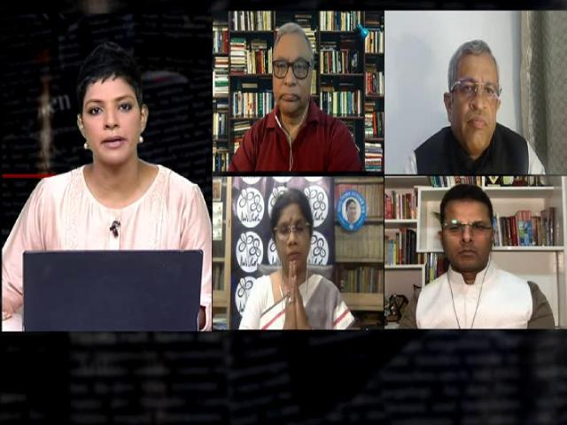 Video : Trinamool Raises Questions Over Impartiality Of Rights Body Chairman