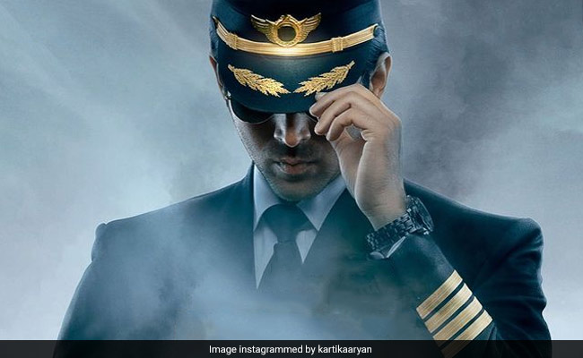 Captain India First Poster: Kartik Aaryan Is 'An Ordinary Man' On 'An Extraordinary Mission'