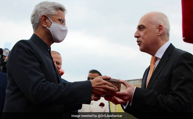 'Bonds Of Friendship': India Gifts Relic Of 17th Century Queen To Georgia