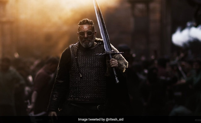 KGF: Chapter 2 - On Sanjay Dutt's Birthday, A New Look Of Him As Adheera
