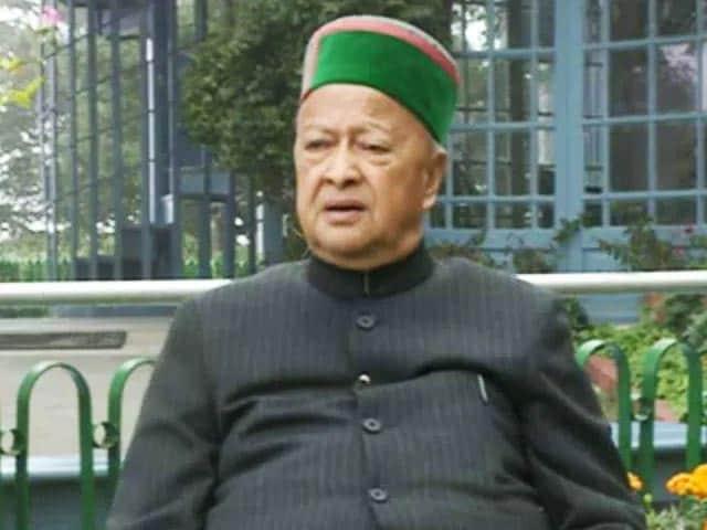 Video : Former Himachal Pradesh Chief Minister Virbhadra Singh Dies At 87