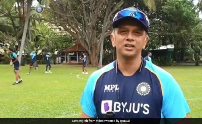 SL vs IND: भुवनेश्वर बोले- राहुल द्रविड़ के इस
