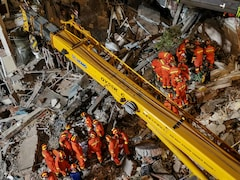 Death Count In China Hotel Collapse Rises To Eight