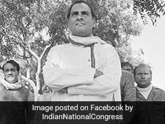 Rajiv Gandhi's Farsighted Policies Helped Build Modern India: Rahul Gandhi