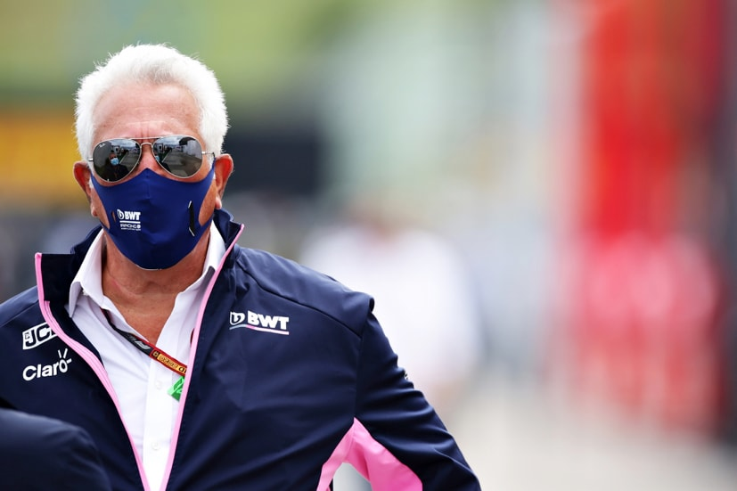 Lawrence Stroll acquired the Force India team in 2018 and converted it to Aston Martin in 2021