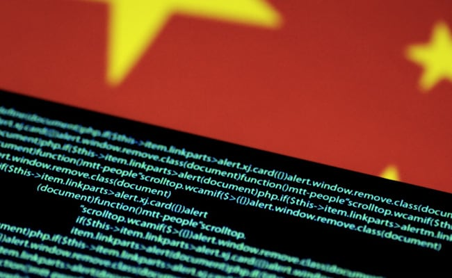 US, Allies Condemn China For 'Malicious' Cyber Activity
