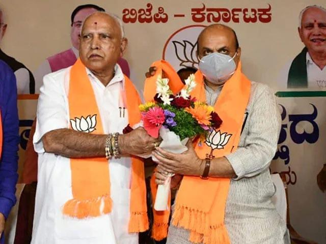 Video : Basavaraj Bommai To Be Sworn-In As Karnataka Chief Minister Today