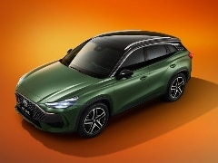 New MG One SUV Revealed; Gets Two Colour Options