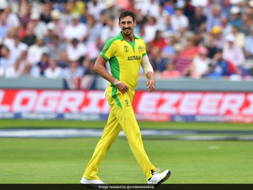 """West Indies Series """"Great Opportunity"""" For Australia To Start T20 World Cup Preparation, Says Mitchell Starc"""