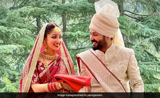 Yami Gautam And Aditya Dhar's Love Story Began During Uri Promotions