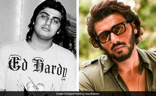 In Before-After Pics, How Arjun Kapoor Is 'Bettering' Himself Every Day