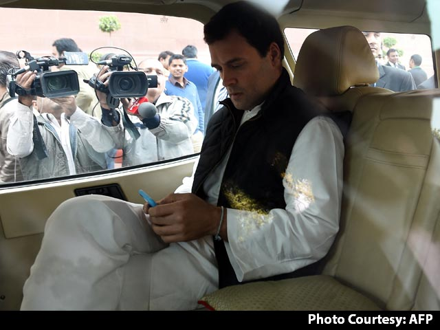 """Video : Top News Of The Day: Rahul Gandhi, 2 Ministers In Phone """"Spying"""" List"""