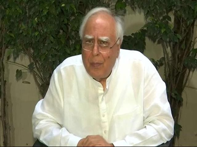 Video : Snooping By Pegasus A Threat To National Security, Illegal: Kapil Sibal