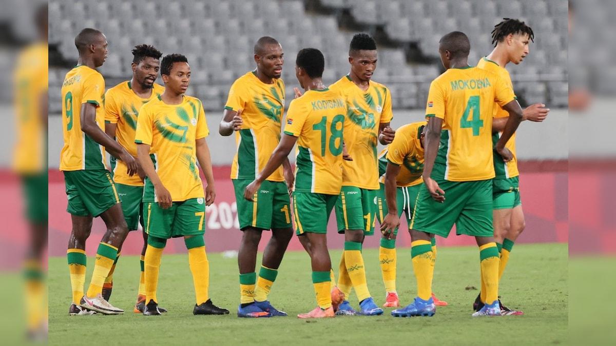 "Tokyo Olympics: South African football coach Slams COVID ""Stigmatization""    Olympic News"