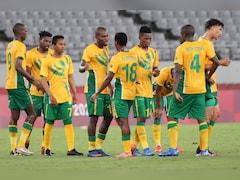 "Tokyo Olympics: South Africa Football Coach Slams COVID ""Stigmatisation"""
