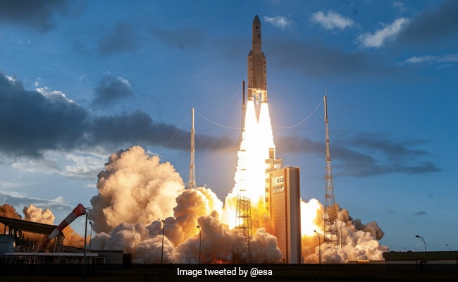 World's First Commercial Re-Programmable Satellite Blasts Into Space
