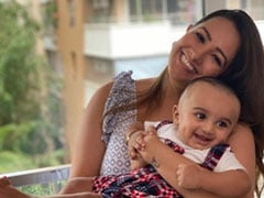 Anita Hassanandani Gets A New Mercedes-Benz. The Number Plate Has A Connection To Baby Aaravv