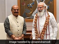 New Karnataka Chief Minister Basavaraj Bommai Meets PM Modi In Delhi