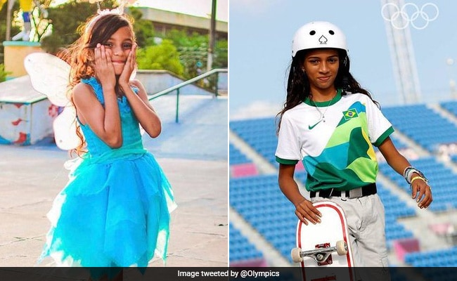 Rayssa Leal Won Olympic Medal At 13. You May Know Her From This Old Viral Video