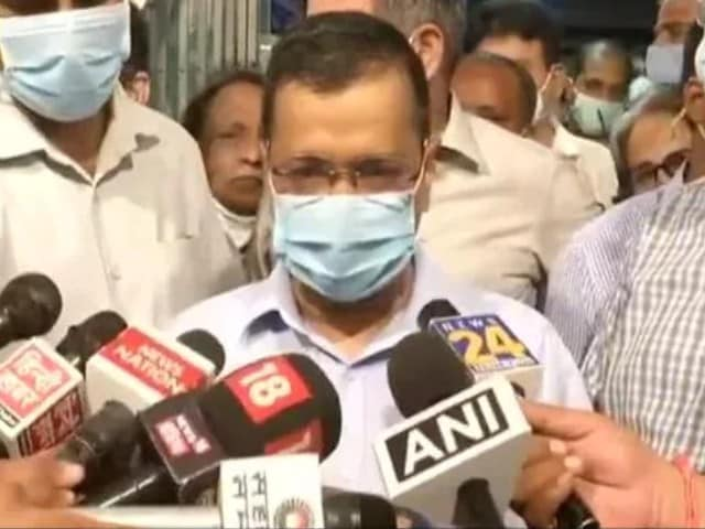 Video : Schools In Delhi Won't Reopen For Now: Chief Minister Arvind Kejriwal