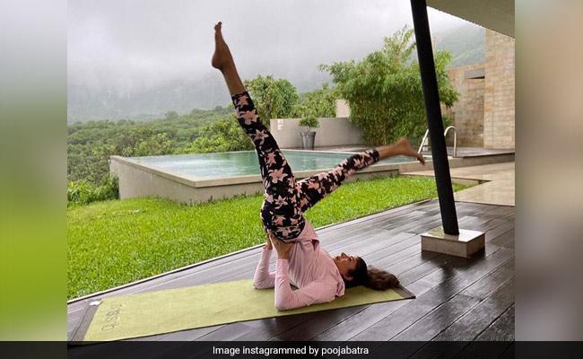 Yoga And Monsoon Make Pooja Batra's Post Perfect. See Pics