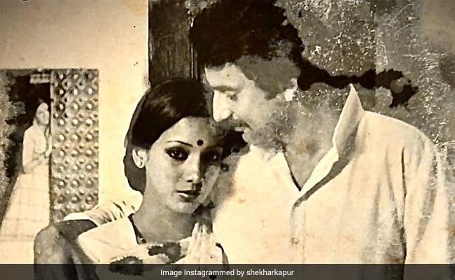 Throwback Thursday: Shabana Azmi And Shekhar Kapur In A Still From 1979 Film Jeena Yahan
