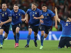 Euro 2020: Up To 1,000 Italy Fans Allowed To Make Wembley Final Trip