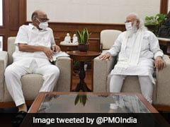 Sharad Pawar Meets PM Modi, Flags Amit Shah's New Ministry