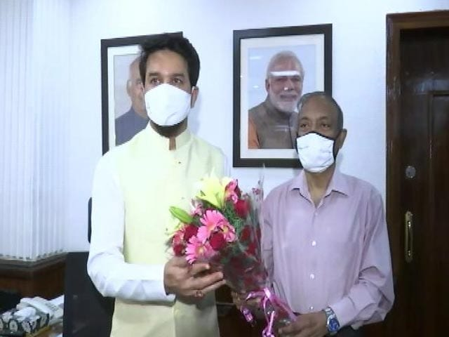 Video : PM Modi's New Team Takes Charge