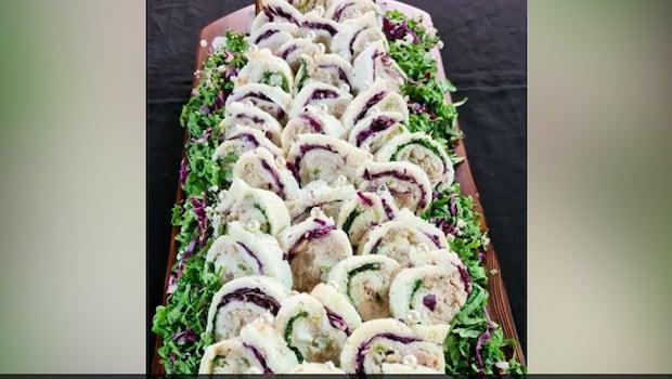 Try This Yummy Pinwheel Chicken Sandwich That Looks Like Sushi (Recipe Inside)