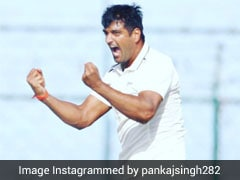 Rajasthan Pacer Pankaj Singh Retires From All Forms Of Cricket