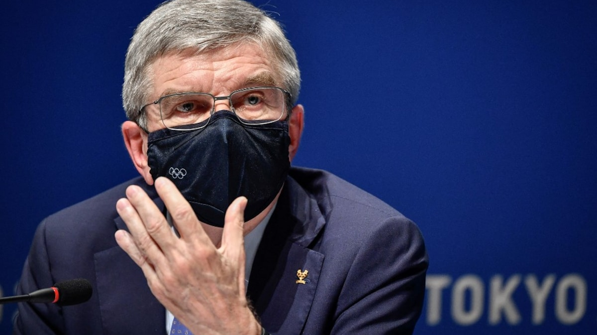 """Olympics Chief Thomas Bach Admits """"Sleepless Nights"""" Over Troubled Tokyo Games 
