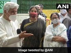 Javed Akhtar, Shabana Azmi Meet Mamata Banerjee In Delhi; Say ''India Needs Change''