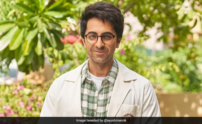 Doctor G First Look: Presenting Ayushmann Khurrana As Dr Uday Gupta