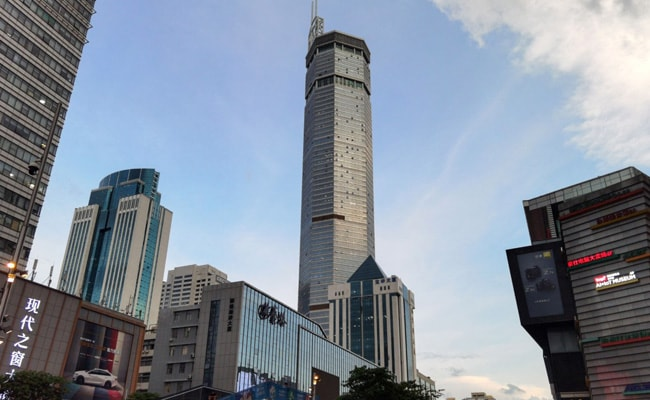 China's Shaking Skyscraper 'Safe To Use' After Minor Repairs