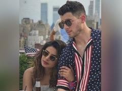 """""""My Firework"""": Priyanka Chopra Marks The Fourth Of July With This Adorable Throwback Pic Featuring Nick Jonas"""