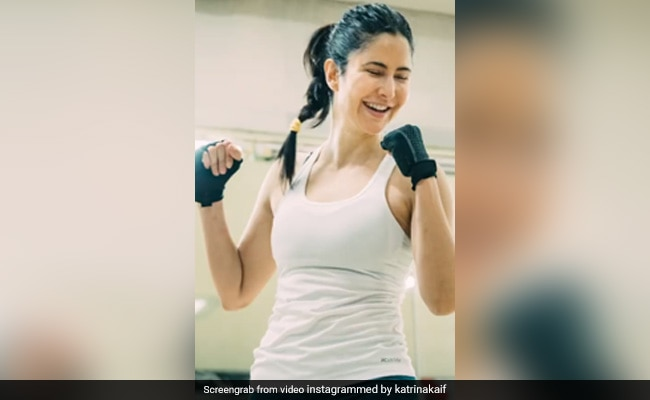 When She's Not On Set, 'Work' For Katrina Kaif Looks Like This