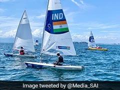 Tokyo Olympics: India Sailor Vishnu Saravanan Trains In Tokyo