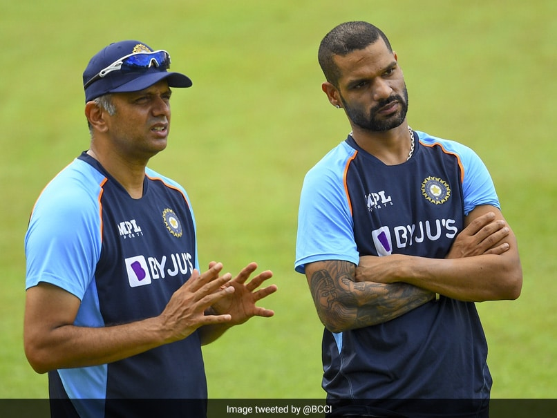 """""""First Training Session"""": BCCI Shares Team Indias Snapshots From Sri Lanka. See Pics"""