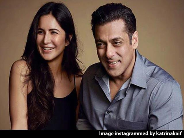 Video : Salman Khan's Adorable Birthday Wish To Katrina Kaif