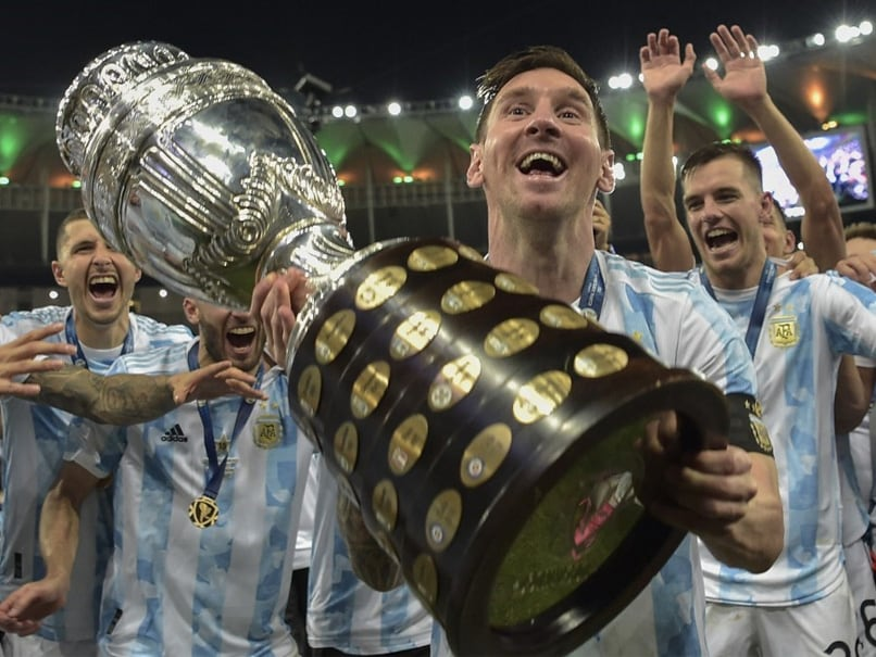 Copa America: Lionel Messis Argentina Trophy Odyssey Ends In Brazil