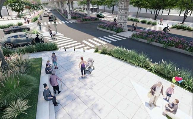 Pedestrian Walkways, Community Parks To Decongest Mumbai's Lower Parel